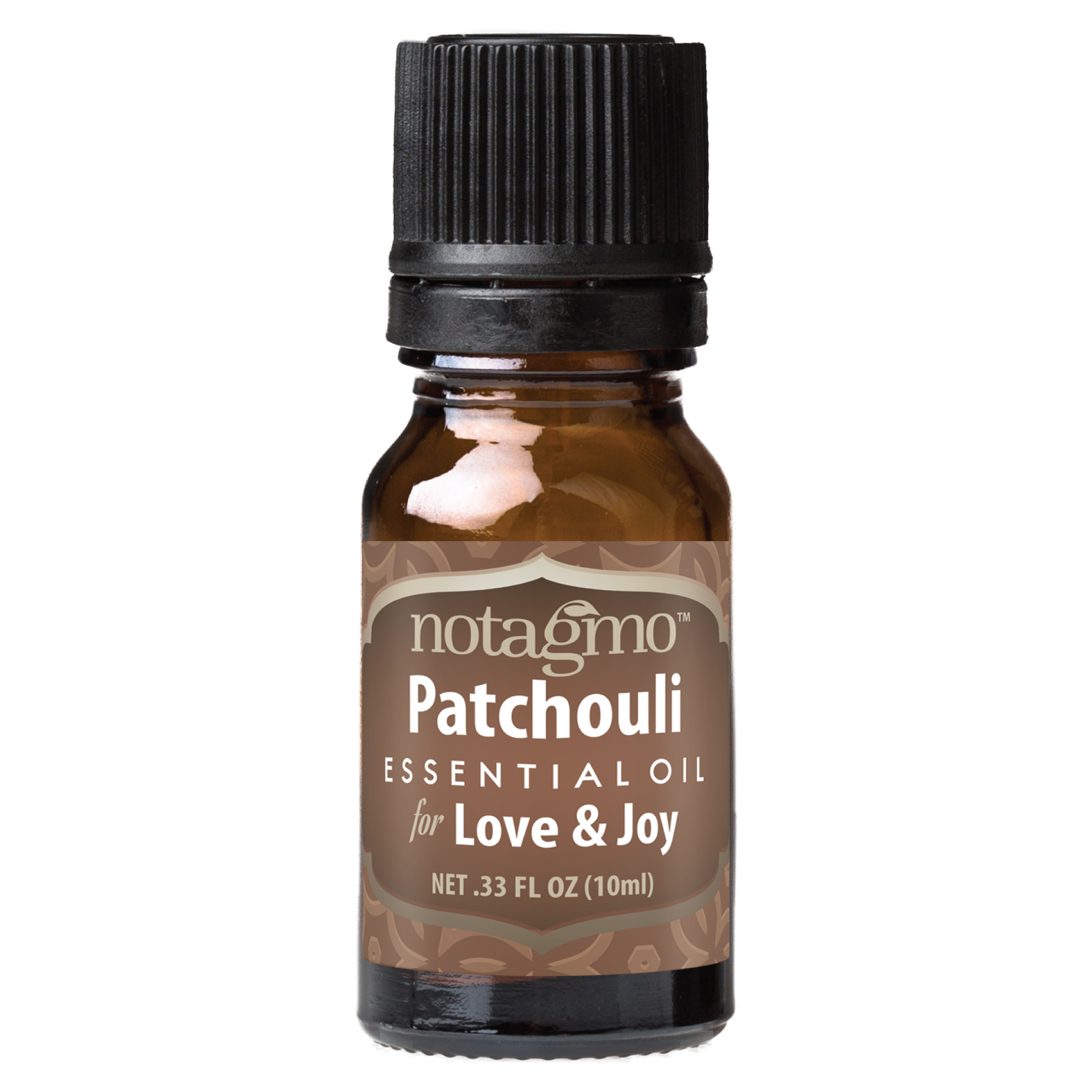 Patchouli Essential Oil 10ml: Love & Joy